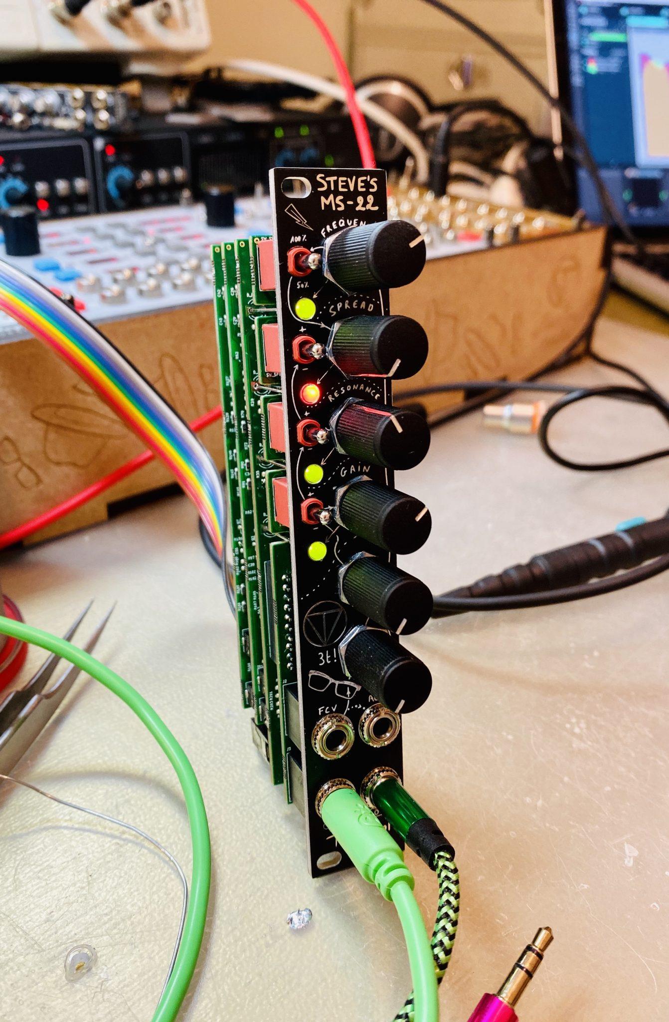 ThreeTom Modular releases Steve's MS-22!